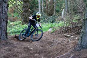 Photo of Ronan DUNNE (pro) at Barnaslingan Forest