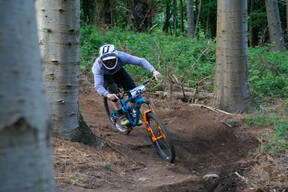 Photo of Andrew WATSON at Barnaslingan Forest