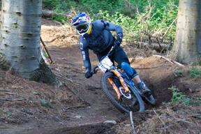 Photo of Greg CALLAGHAN at Barnaslingan Forest