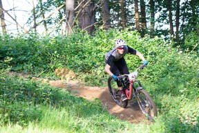 Photo of Lewis BRUTON at Barnaslingan Forest