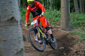 Photo of Ross CALLAGHAN at Barnaslingan Forest