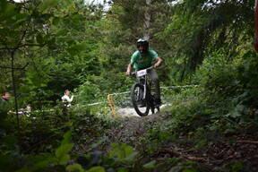 Photo of Aaron BUDDEN at Tidworth