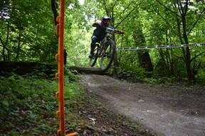 Photo of Andrew VODDEN at Tidworth