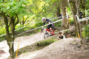 Photo of Sam BETHWAITE at Tidworth