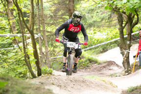Photo of Ben BARNETT at Tidworth