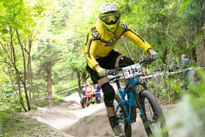 Photo of Ben READE at Tidworth