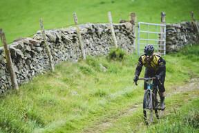 Photo of Graham DOBBIE at Innerleithen