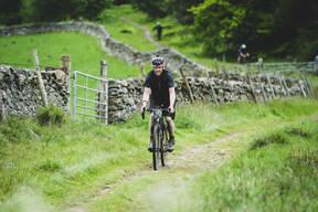 Photo of Keith HARDY at Innerleithen