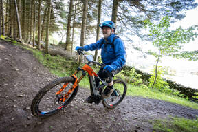 Photo of Paul PAGET at Innerleithen