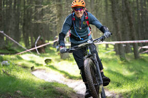Photo of Jeremy HILL at Innerleithen