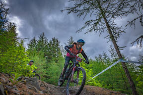 Photo of Phoebe GALE at Innerleithen