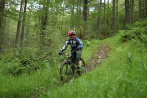 Photo of Tim PARSONS at Innerleithen
