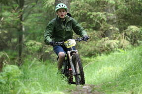 Photo of Corin LECKIE-HOWELL at Innerleithen