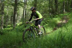 Photo of Steven LAMBIE at Innerleithen