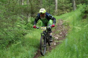 Photo of Phil HULSE at Innerleithen