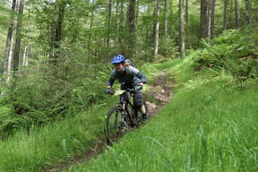 Photo of Claire FISHER at Innerleithen