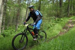 Photo of Ian PRICE at Innerleithen