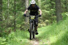 Photo of Paul FRASER at Innerleithen