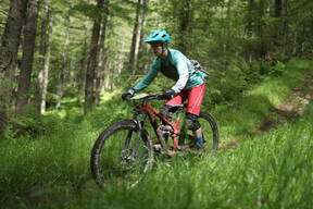 Photo of Emily CARTER at Innerleithen