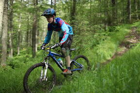 Photo of Harry PARSONS at Innerleithen