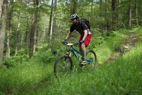 Photo of Daniel WALFORD at Innerleithen