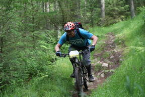 Photo of Steve LITHGOW at Innerleithen