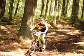Photo of Erin WOOD at Kirkhill