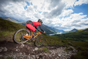 Photo of Anna RIDDELL at Kinlochleven