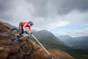 Photo of Catherine HART at Kinlochleven