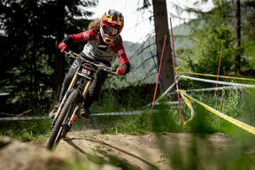 Photo of Camille BALANCHE at Innsbruck