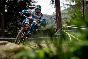 Photo of Mick HANNAH at Innsbruck
