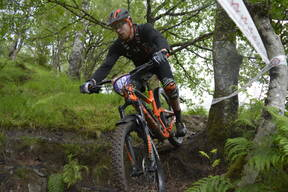 Photo of Ross HANCOCK at Kinlochleven