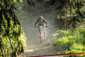 Photo of Zach WADE at Whistler