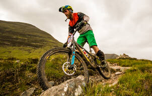 Photo of James KNOWLES at Kinlochleven
