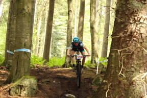 Photo of Paddy BARNES at Kirkhill