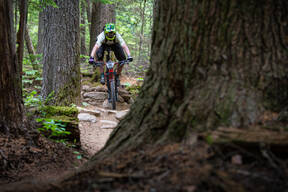 Photo of Mitch THORNTON at Revelstoke, BC