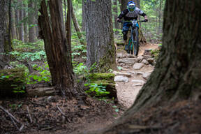 Photo of Mike ACTON at Revelstoke, BC