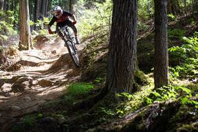 Photo of Evan WALL at Revelstoke, BC