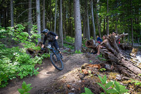 Photo of Logan KEEN at Revelstoke, BC