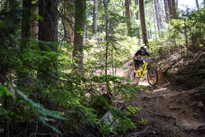 Photo of A.J. STIEDA at Revelstoke, BC
