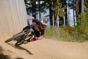 Photo of Michael LEE (pro) at Silver Mtn, Kellogg, ID