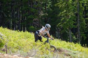 Photo of Kristen FARIS at Silver Mtn, Kellogg, ID
