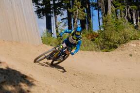 Photo of Kyle WARNER at Silver Mtn, Kellogg, ID