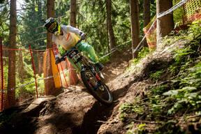 Photo of Dan BYRNE at Innsbruck