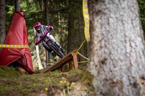Photo of Tracey HANNAH at Innsbruck