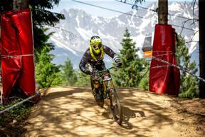 Photo of Alexander BINDER at Innsbruck