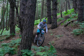 Photo of Conor MCGINN at Barnaslingan Forest