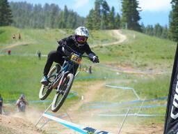 Photo of Weston POTTER at Tamarack Bike Park