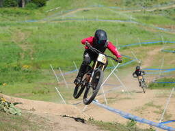 Photo of Arlie CONNOLLY at Tamarack Bike Park, ID