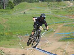 Photo of Drew STUESSE at Tamarack Bike Park, ID